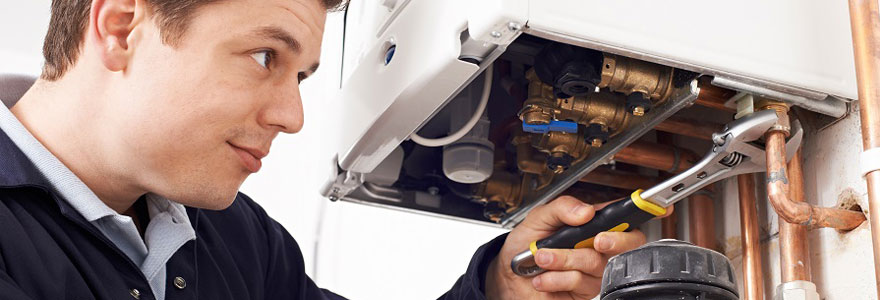 Entretien, réparation et remplacement de chaudières