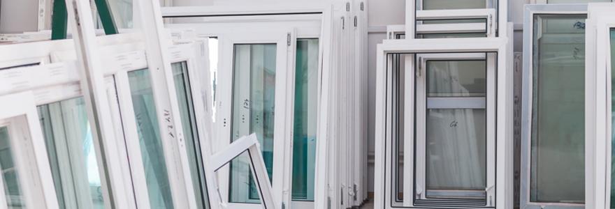 porte et fenêtre en PVC