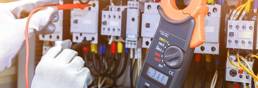 Travaux d'électricité en Belgique